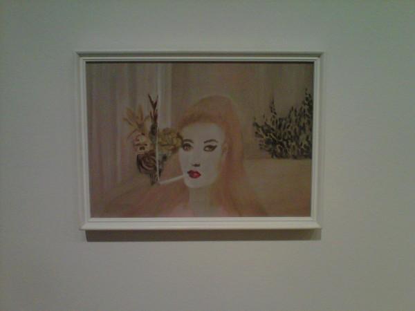 Saskia Leek, Smoke (2002)