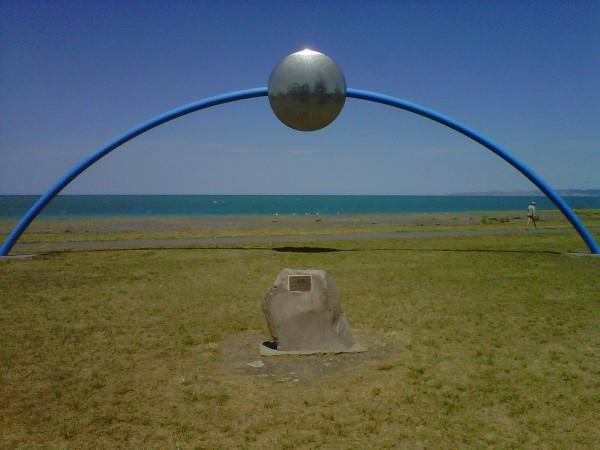 Ecliptic, Marine Parade, Napier