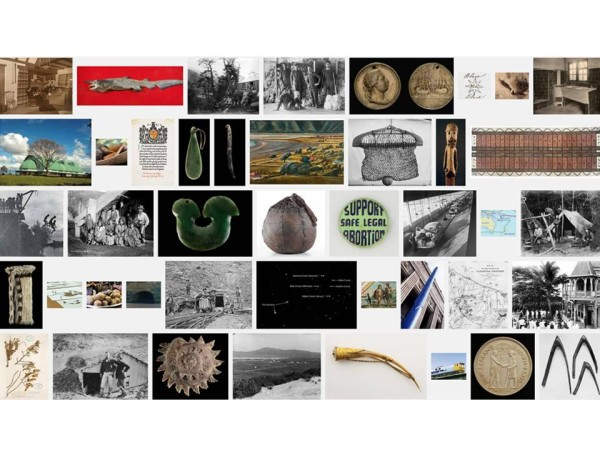 Google image site search on Te Ara for 'Museum of New Zealand Te Papa Tongarewa'