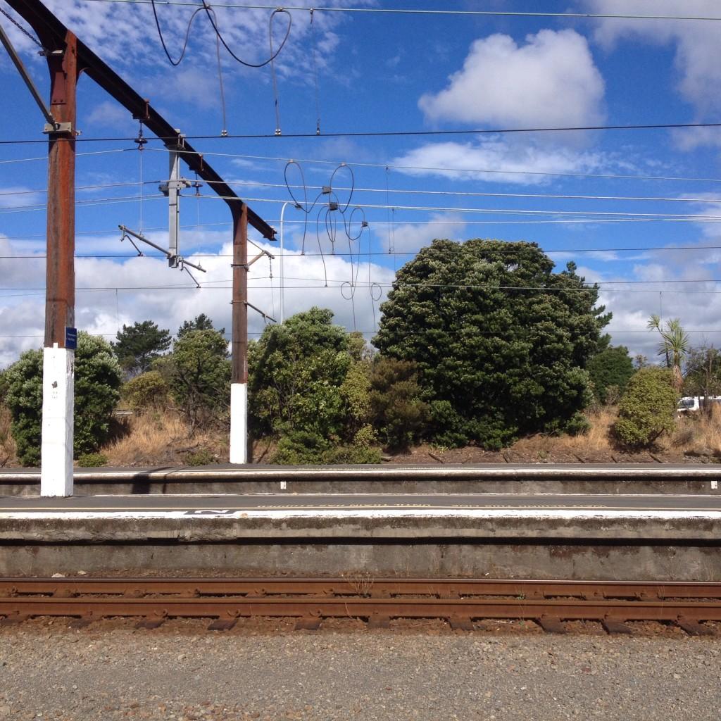 Main trunk line, Kaiwharawhara