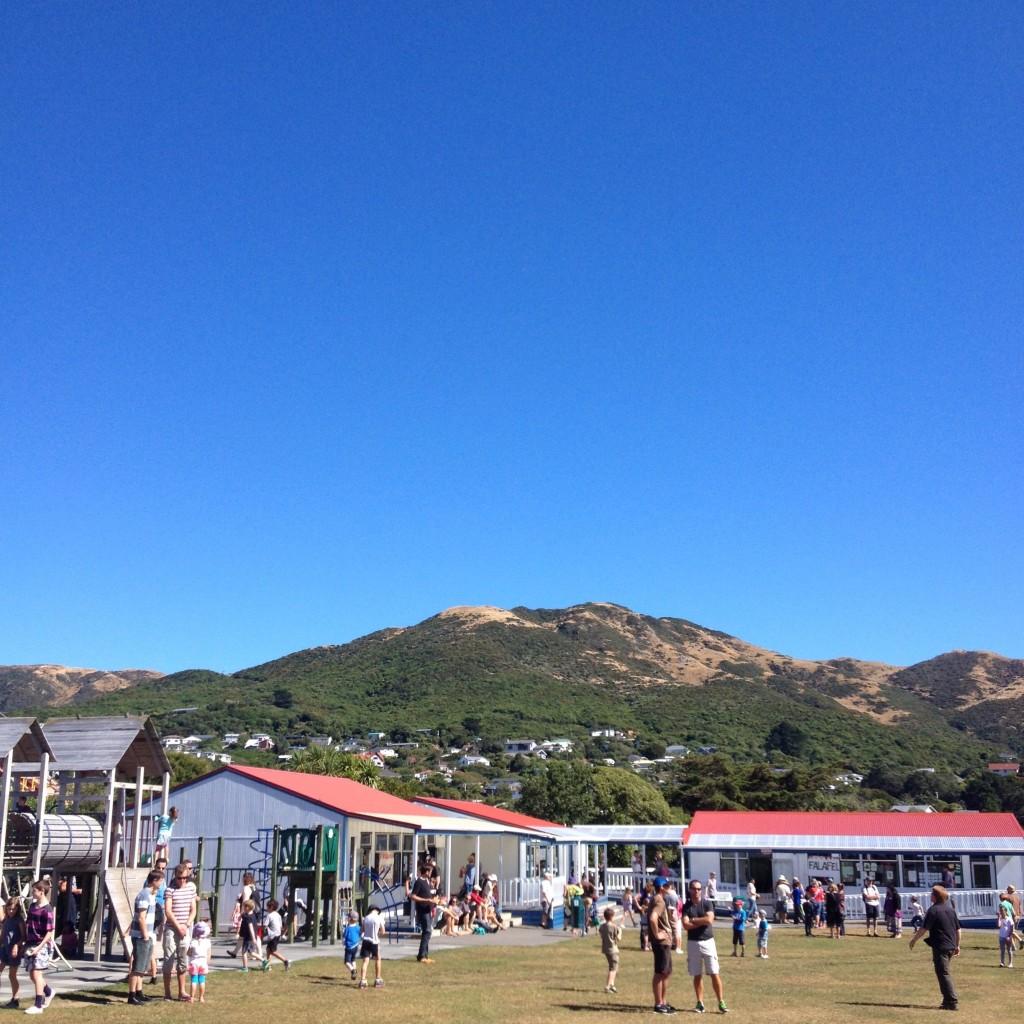 Ngaio school fair
