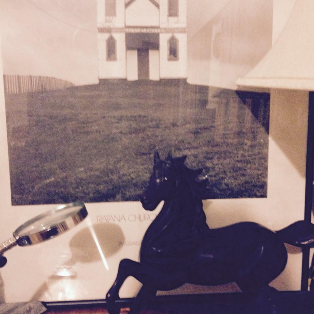 Horse and Ratana